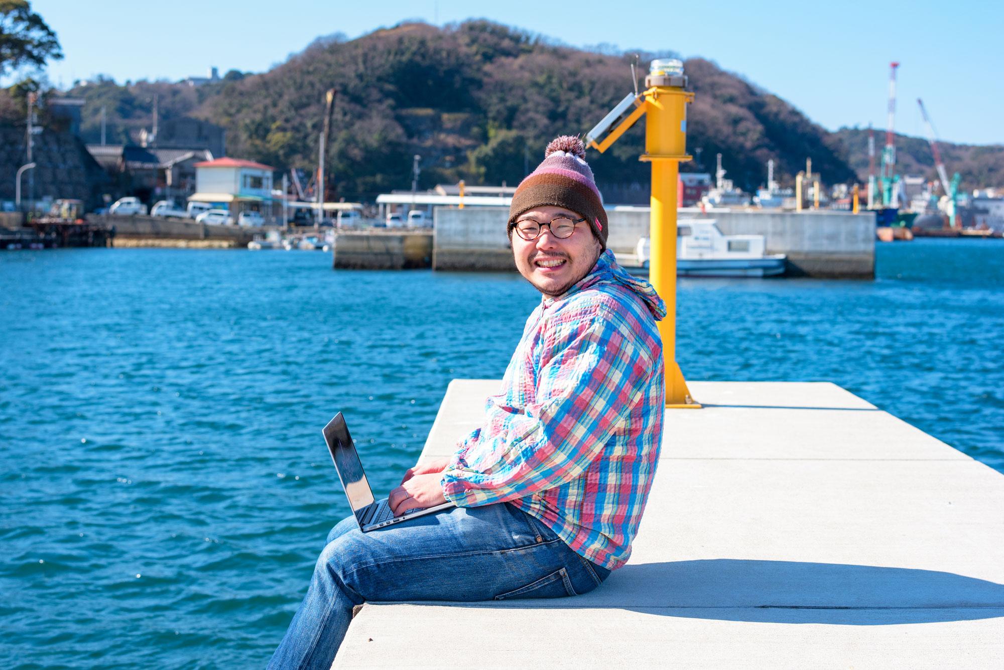 家島で、観光客の遊びバーをつくる!週末島活のお誘いin姫路