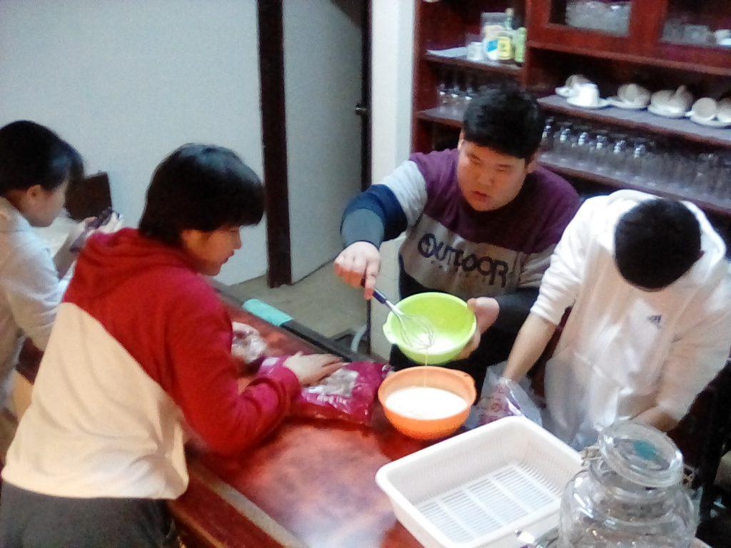 【12/23】家島の中学生によるクリスマスタコパの会場として、使っていただきました