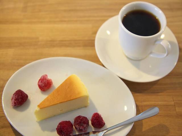 カフェ スコットでは、こだわりのハンドドリップコーヒーをお出ししています
