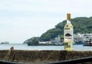 当店オリジナル「家島の魚にあうワイン」