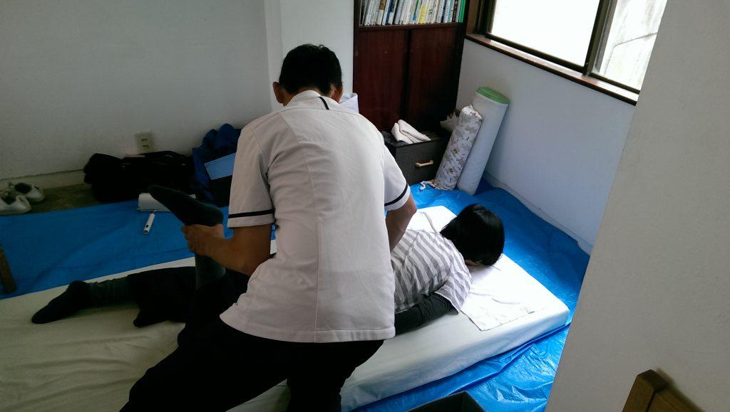 【7/2】カイロプラクティック体験施術会を実施しました!